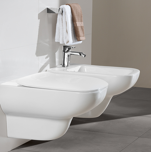 Villeroy & Boch Our Design Joyce WC with Slim seat