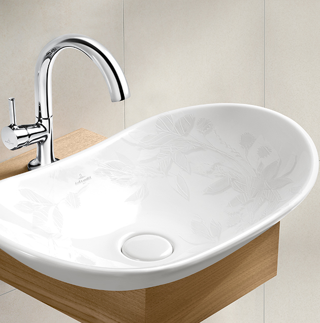 Villeroy & Boch Our Design My Nature Washbasin