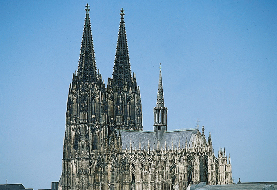 Cologne Cathedral:  Prestige and top quality