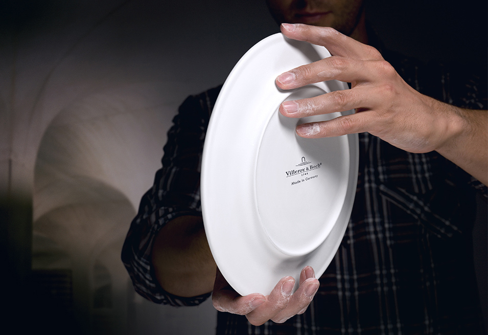 Villeroy & Boch Our Values State-of-the-art production techniques for a clean environment