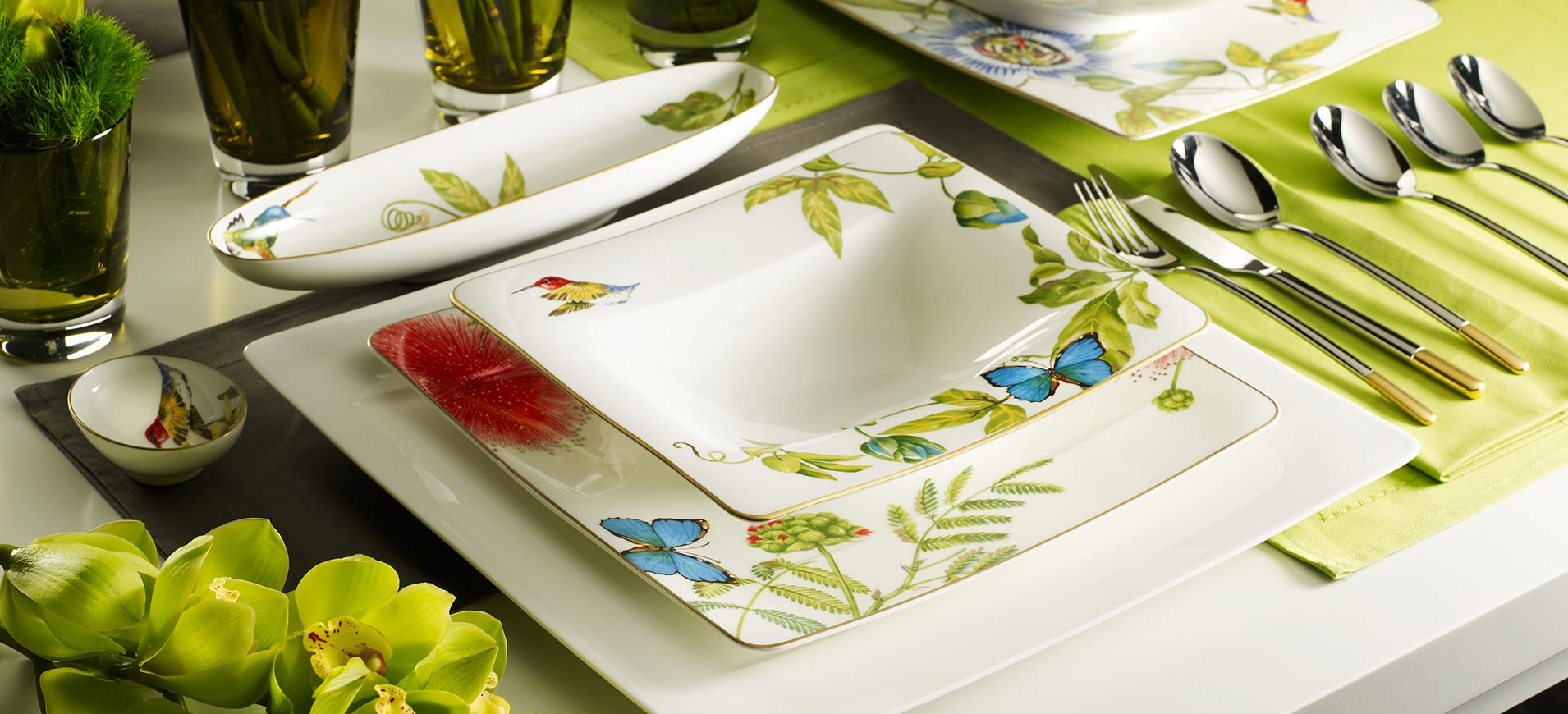 Villeroy & Boch Collection Amazonia