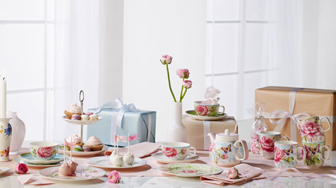 Villeroy & Boch - Collection Rose Cottage